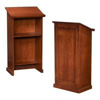 Baritone Full Height Lectern