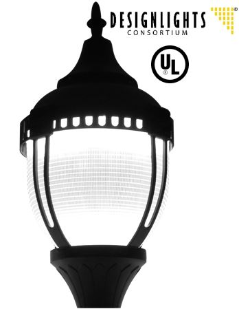 The 60 Watt LED Acorn Post Top light fixture is not available for sale online; please contact us for more information pricing and lead times.  sc 1 st  Unicor : led post top lighting - www.canuckmediamonitor.org