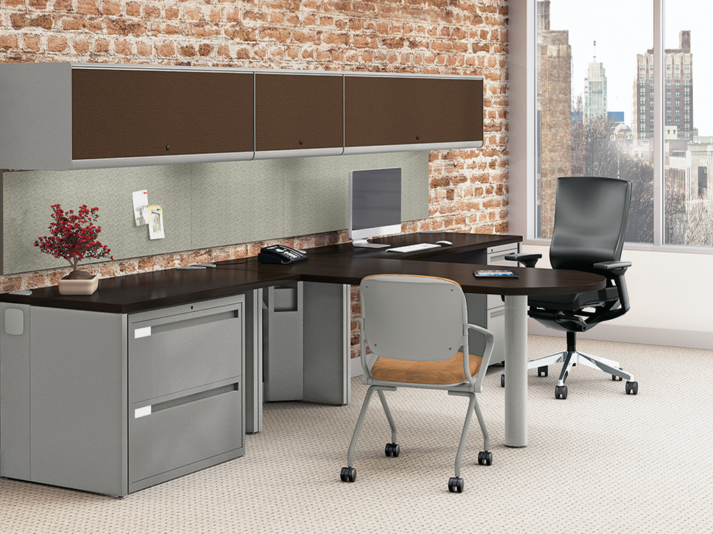 Classic XXI Systems Furniture   Click Below For More Information.